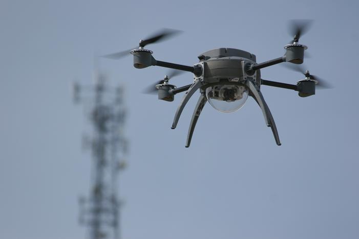 Drons a Françaper laseguretat viària